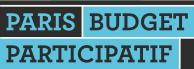 logo Budget Participatif - Paris
